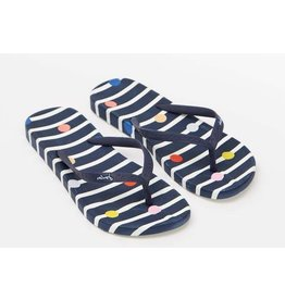 Joules YY776-70 - JOULES FIT FLOPS - NAVY