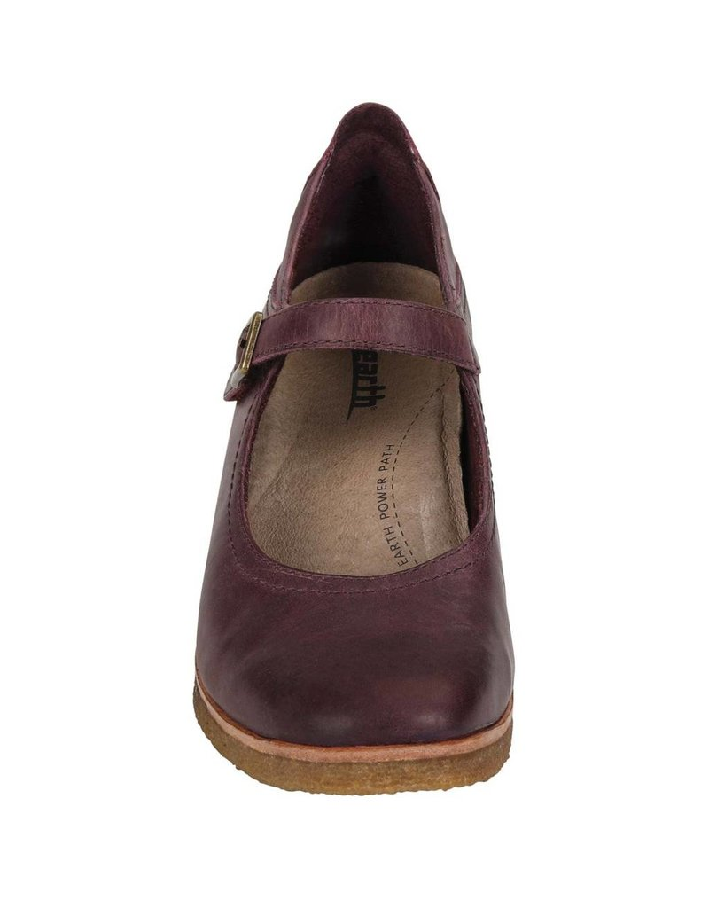 Earth BODEN-503   EARTH CHAUSSSURES MJ - PRUNE