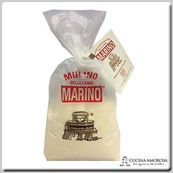 Mulino Marino Mulino Marino Artisan Organic Durum Wheat Semolina Flour 35.27 Oz (1kg)