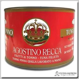 Agostino Recca Agostino Recca Tuna Fillets 3.75 Lbs (1700g) Tin