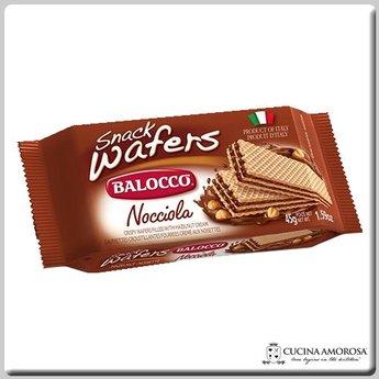 Balocco Balocco Wafer Snack Hazelnut 1.76 Oz (45g)