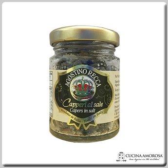 Agostino Recca Agostino Recca Capers Salt 2.3 Oz (65g) Jar