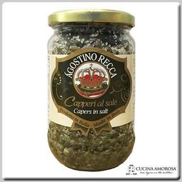 Agostino Recca Agostino Recca Capers Salted 22.9 Oz (650g) Jar