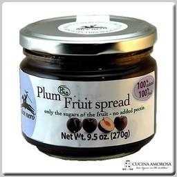 Alce Nero Alce Nero Organic Jam Plum 9.52 Oz (270g) Jar