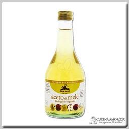 Alce Nero Alce Nero Organic Apple Vinegar 17.6 Fl Oz (500ml) Bottle