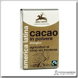 Alce Nero Alce Nero Organic Cocoa Powder 2.64 Oz (75g) Box