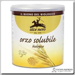 Alce Nero Alce Nero Organic Instant Barley 4.4 Oz (125g) Can