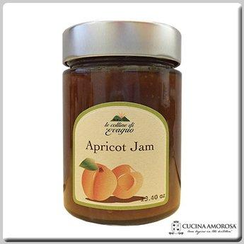 Le Colline di Evagrio Antenucci - Le Colline di Evagrio - Apricot Jam 13.4 Oz (380g) Jar