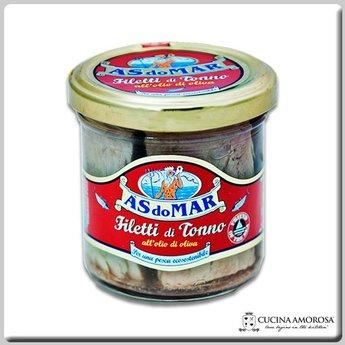 As Do Mar As Do Mar Tuna Filet in Olive Oil 5.3 Oz Jar