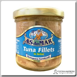 As Do Mar As Do Mar Tuna Filet in Water 5.3 Oz Jar