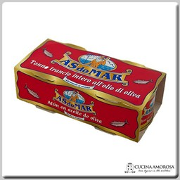 As Do Mar As Do Mar Tuna in Olive Oil 2 x 3.23 Oz (2 x 100g) Tin