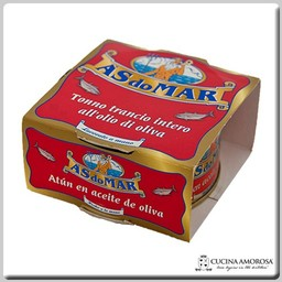 As Do Mar As Do Mar Tuna in Olive Oil 7 Oz Tin