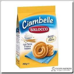 Balocco Balocco Ciambelle 24.69 Oz (700g) Bag