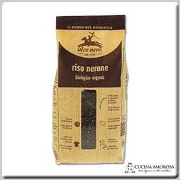 Alce Nero Alce Nero Organic Rice Nerone 17.6 Oz (500g) Bag