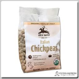Alce Nero Alce Nero Organic Italian Dry Chickpeas 14.1 Oz (400g) Bag