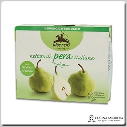 Alce Nero Alce Nero Organic Italian Nectar Pear Pack of 3 Bricks of 7 Oz