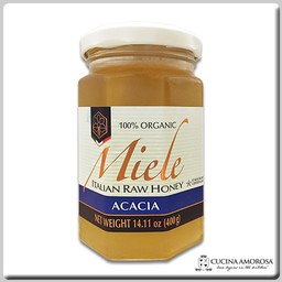 Adi Adi Organic Acacia Honey 14.11 Oz