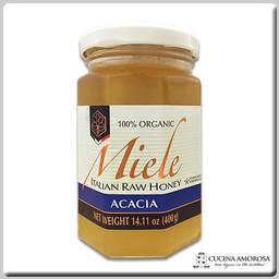 Adi Adi Organic Acacia Honey 14.11 Oz