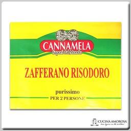 Cannamela Cannamela Zafferano- Saffron Risodoro Bag 0.1g