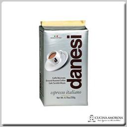 Danesi Caffe Danesi Caffe' Ground Espresso Italiano Gold 8.8 Oz Brick (Pack of 2)