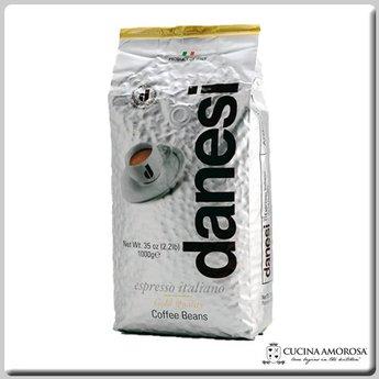 Danesi Caffe Danesi Caffe' Beans Espresso Italiano Gold 2.2 Lbs Bag
