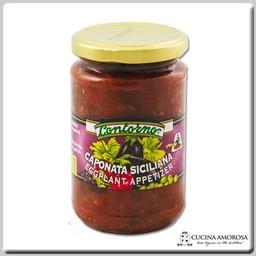 Contorno Contorno Caponata di Melenzane - Eggplant Appetizer 10.5 Oz Jar
