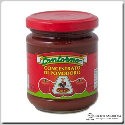 Contorno Contorno Concentrated Tomato Paste 7 Oz (200g) Jar