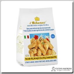 Da Re - Bibanesi Da Re ''I Bibanesi'' Breadsticks with Extra Virgin Olive Oil 3.5 Oz (100g)