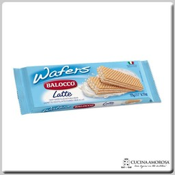 Balocco Balocco Wafer Milk 6.17 Oz (175g)