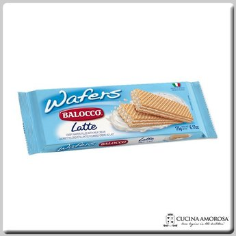 Balocco Balocco Wafer Milk 6.17 Oz (175g)