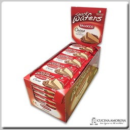 Balocco Balocco Wafer Snack Cocoa 1.76 Oz (Display of 30)
