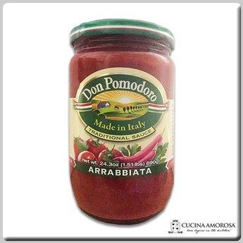 Don Pomodoro Don Pomodoro Arrabbiata Sauce 24.3 Oz Jar