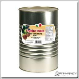 Frutto D'Italia Frutto D'Italia Green Castelvetrano Olives 5.5 Lbs Tin