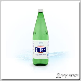 Fiuggi Fiuggi Mineral Still Water 1 Lt (Case of 6)