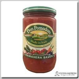 Don Pomodoro Don Pomodoro Primavera Sauce 24.3 Oz Jar