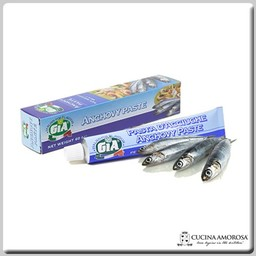 Gia Gia Anchovies Paste 2.1 Oz
