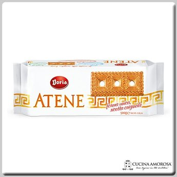 Doria Doria Atene Cookies 17.65 Oz (Pack of 2)
