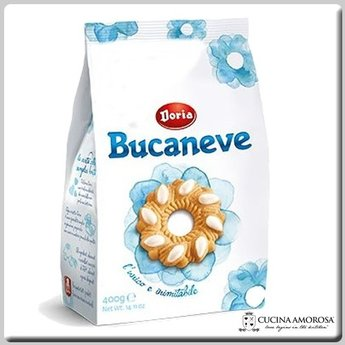 Doria Doria Bucaneve Cookies 14 Oz (Pack of 2)