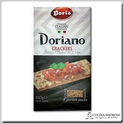 Doria Doria Doriano Crackers 8.5 Oz (240g)