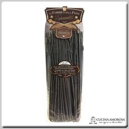 La Fabbrica Pasta Gragnano La Fabbrica Pasta Gragnano Spaghetti Black Squid Ink 17 Oz