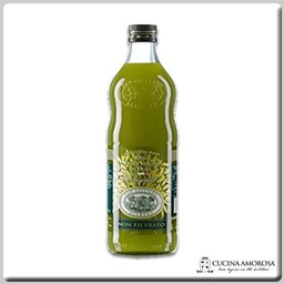 San Giuliano San Giuliano Extra Virgin Olive Oil Unfiltered 100% Italian Olives 1 Lt.