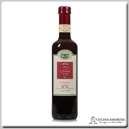 San Giuliano San Giuliano Cannonau di Sardegna DOC Red Wine Vinegar 500ml