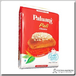 Paluani Paluani Pali' Decorated with Icing & Sugar Grains 8.8 Oz (250g)