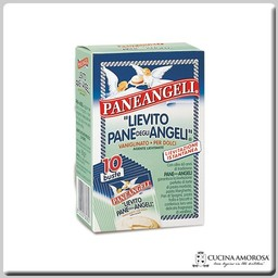 Paneangeli Paneangeli Lievito Vanigliato 10 Packets - 5.6 Oz