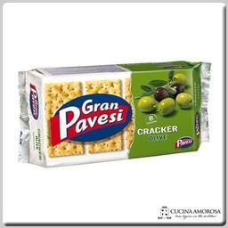 Pavesi Pavesi Gran Pavesi Crackers Olives 8.8 Oz (250g)