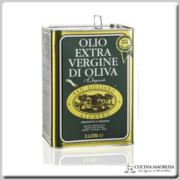 San Giuliano San Giuliano 'Sardinian Extra Virgin Olive Oil 3 Liter Tin