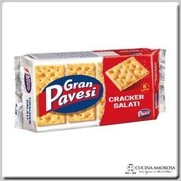 Pavesi Pavesi Gran Pavesi Crackers Salted 8.8 Oz (250g)