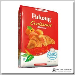 Paluani Paluani 6 Croissants with Apricot Jam - 8.8 Oz (250g)