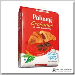Paluani Paluani 6 Croissants with Chocolate 8.8 Oz (250g)