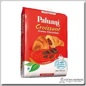 Paluani Paluani 6 Croissants with Chocolate 8.8 Oz (250g)